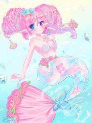 [P] Cotton Candy Sparkle - Marjolaine