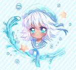 [COMM] Splash of Blue