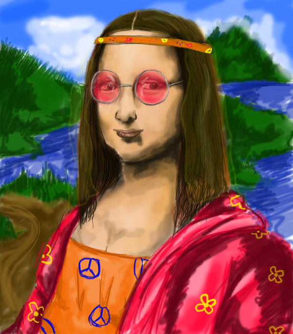 Mona Lisa hippies Mona_Hippie_by_Quinneas