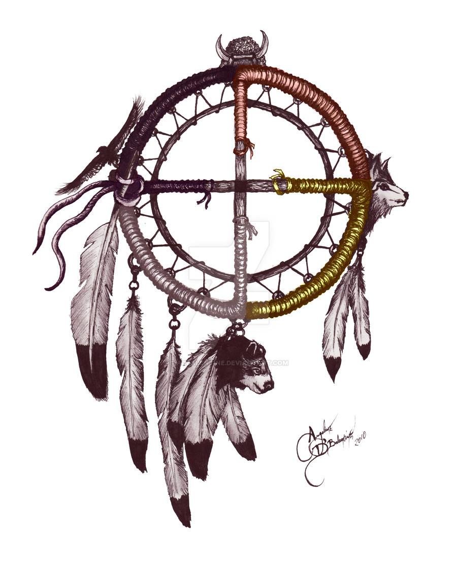 Medicine Wheel by adbalentine