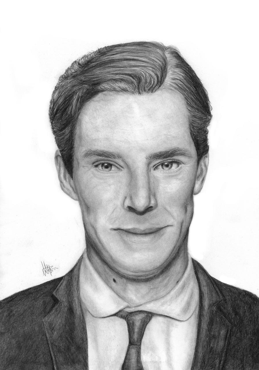 Benedict Cumberbatch by AngelofLonelyness