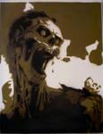 zombie's scream