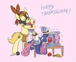 happy thanksgiving from velvet