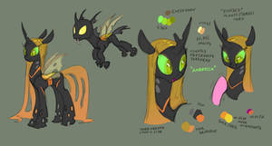 Changeling concept: The Honeycomb Hive