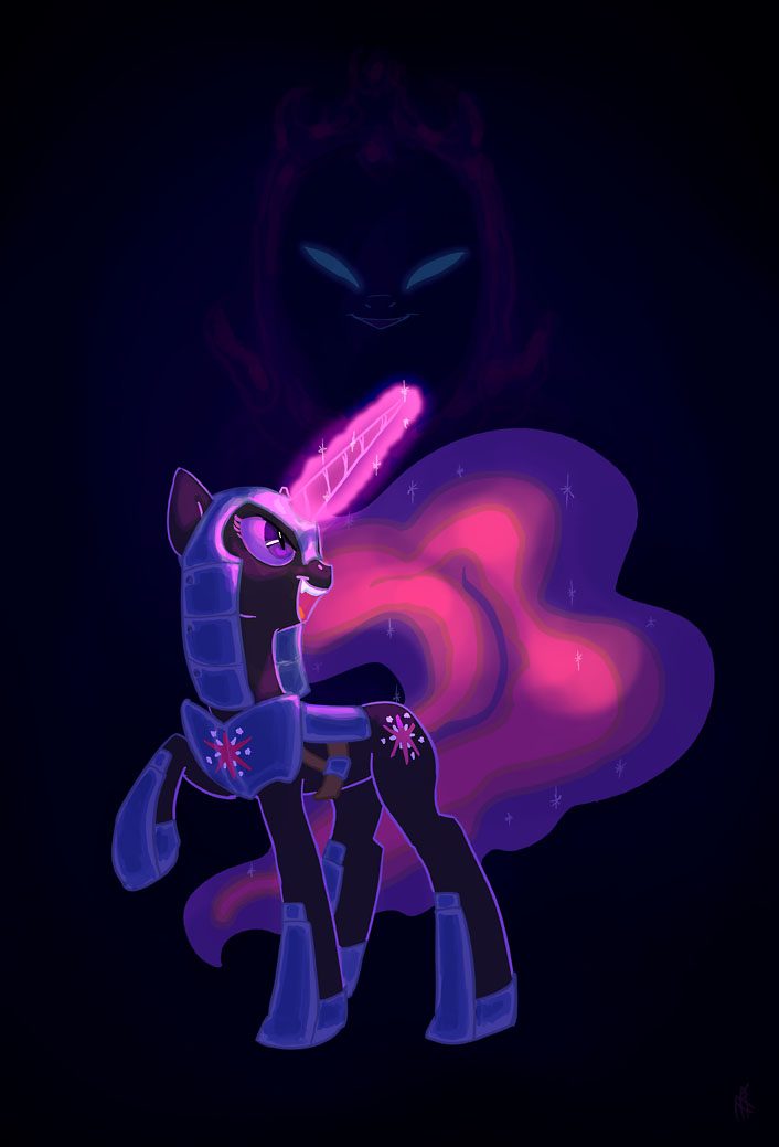 Nightmare Twilight by Siansaar