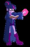 Commission: Wizard Twilight
