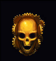 Skull by Siansaar
