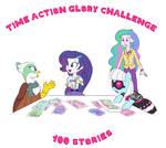 Commission: T.A.G. Challenge, June