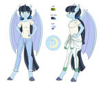 Commission: Moon Shine