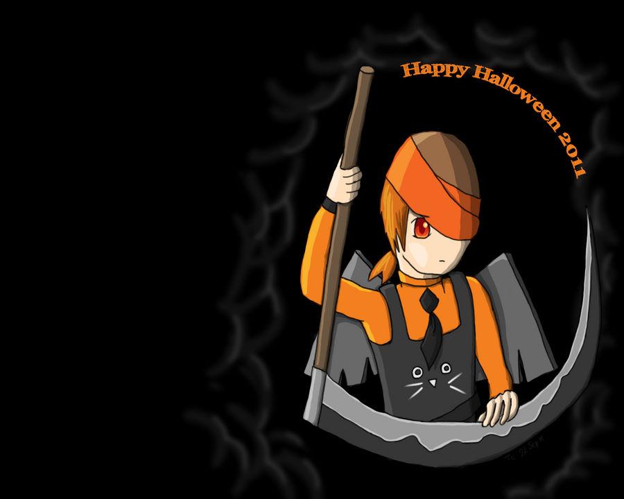 Halloween 2011 by Technikos43