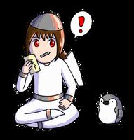 A Wild Penguin Appeared! by Technikos43