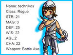 RPG Stat - Technikos