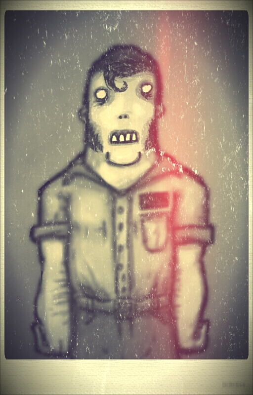 Rockabilly Creep by thirteenthman