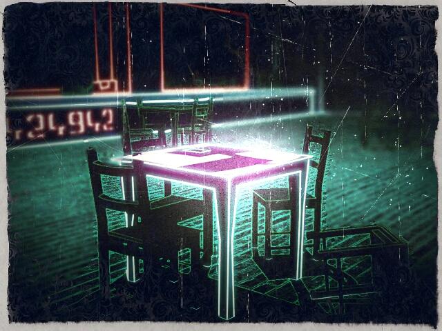 The 8-bit Saloon by thirteenthman