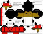 Cube-E-Craft template