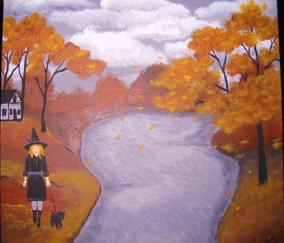 Autumn Walk by autumn2371
