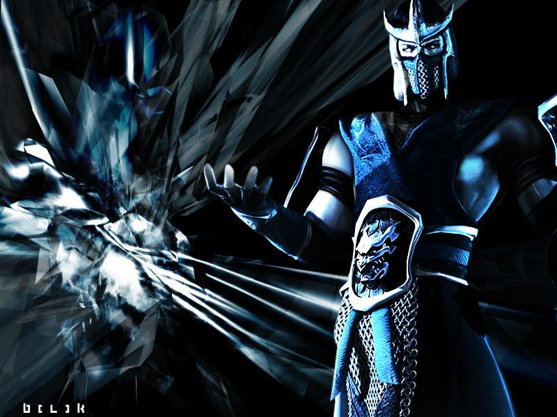 SubZero Wallpaper By Taeketsu