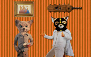 Fantastic Mr. Fox by kidv