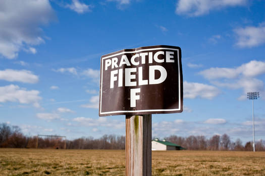Practice field F