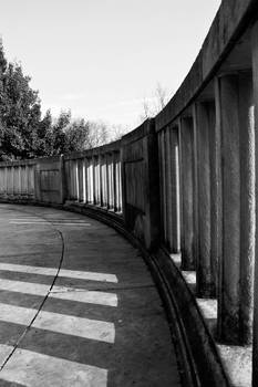 Memorial WWII BW