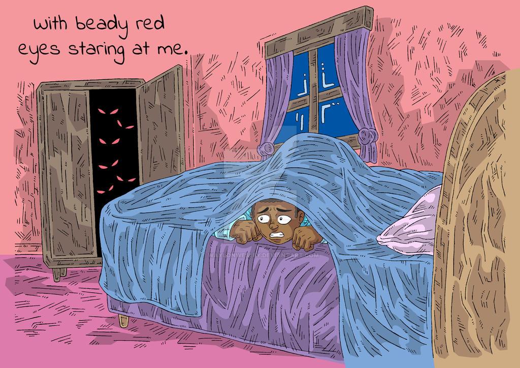 Bad dreams 19 by WaylonWesley
