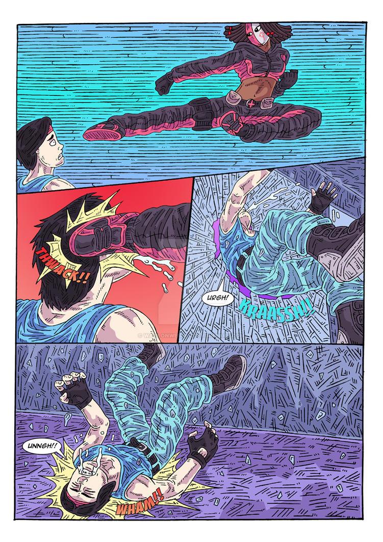 Page-24 by WaylonWesley