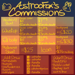 Commissions 0/5 (OPEN)