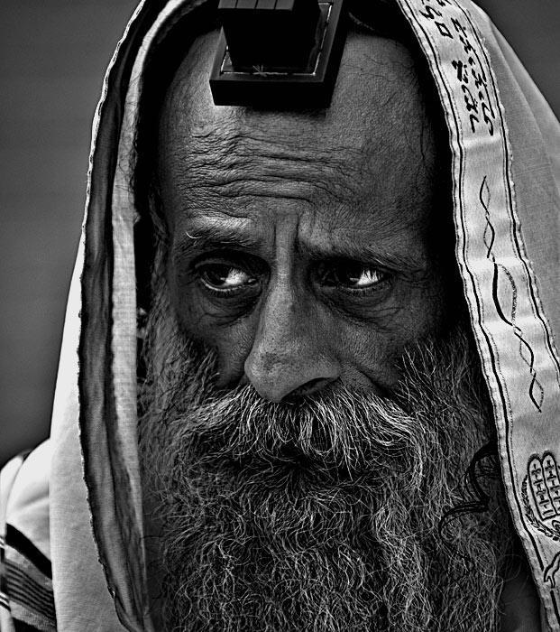 Rabbi.Jerusalem. by YuriBonder