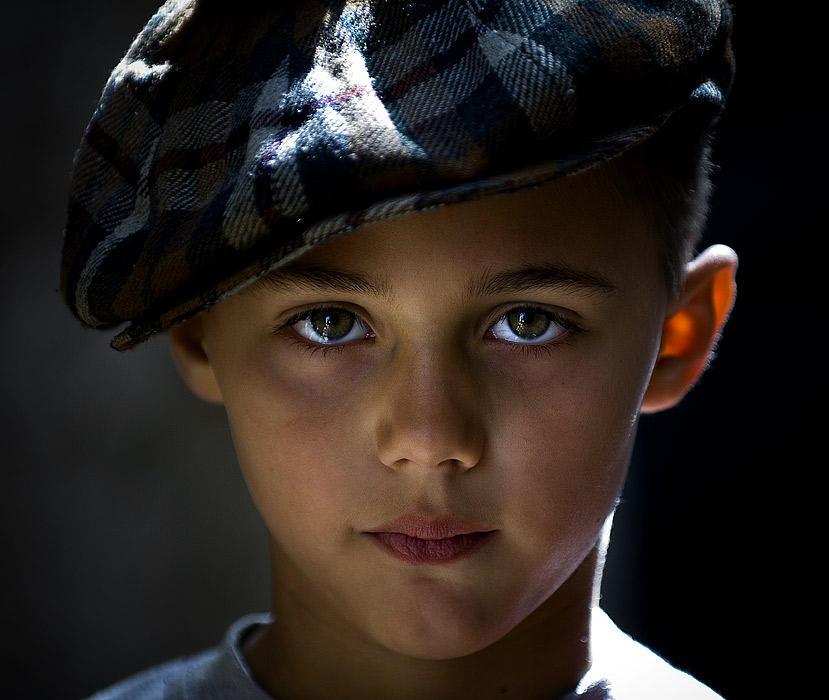 MY SON.............