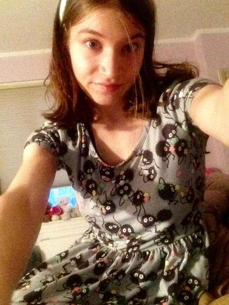 Wearing my Spirited Away: Dress by Blaria95