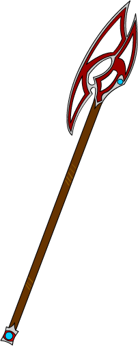 Elucidia's Armory Glaive_by_Protothor
