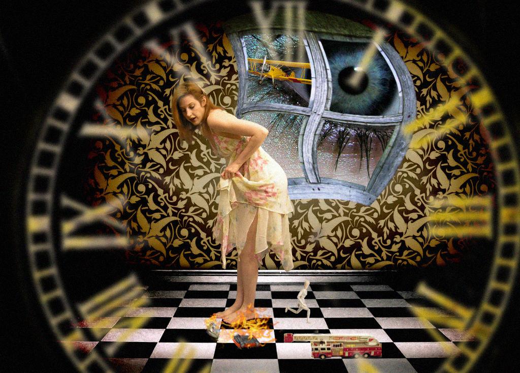 Dreams by bugunderherfeet