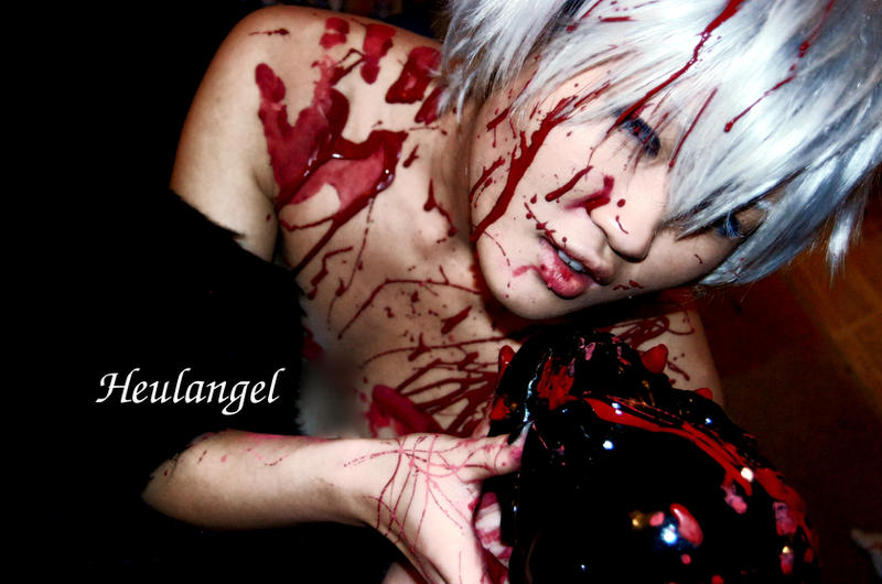 Peacemaker Kurogane - Suzu by heulangel