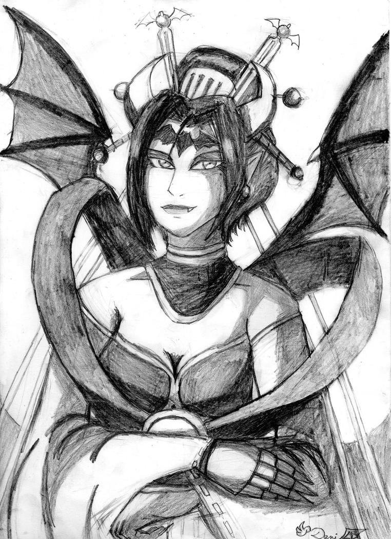 Mona Lilithmon by Danitheangeldevil