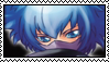 Zephyrmon Shutumon stamp by Danitheangeldevil