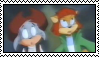 Jim and Jane stamp by Danitheangeldevil