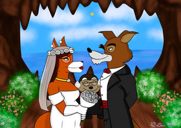 The Wedding of the History