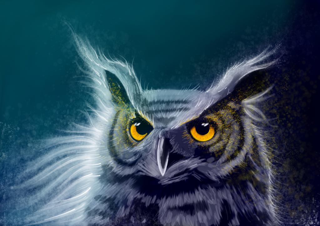 owl by Sarippus