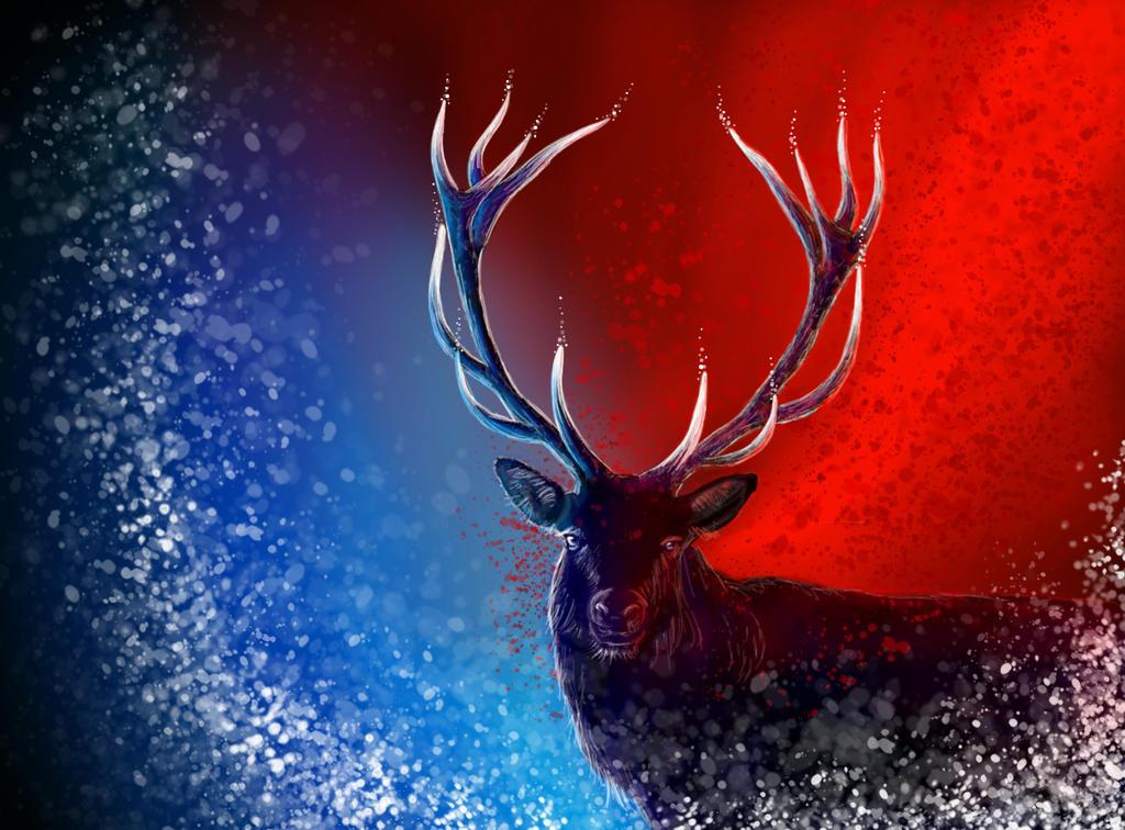 Deer by Sarippus
