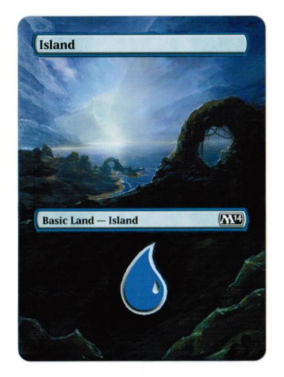 Island by Sarippus