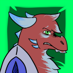 Arynnel's Angry Icon by AlexE98