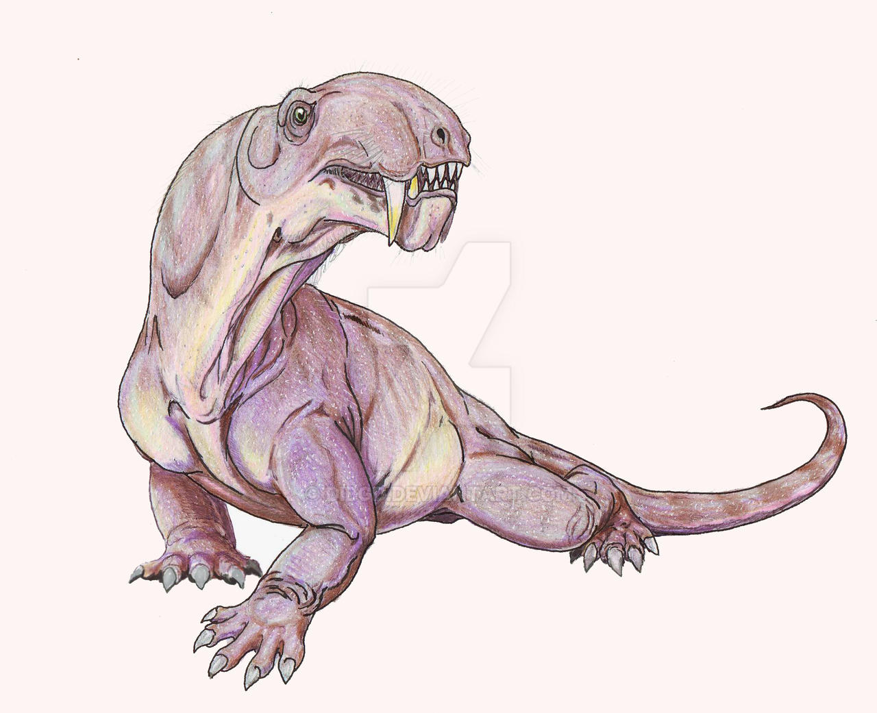 Ivantosaurus ensifer