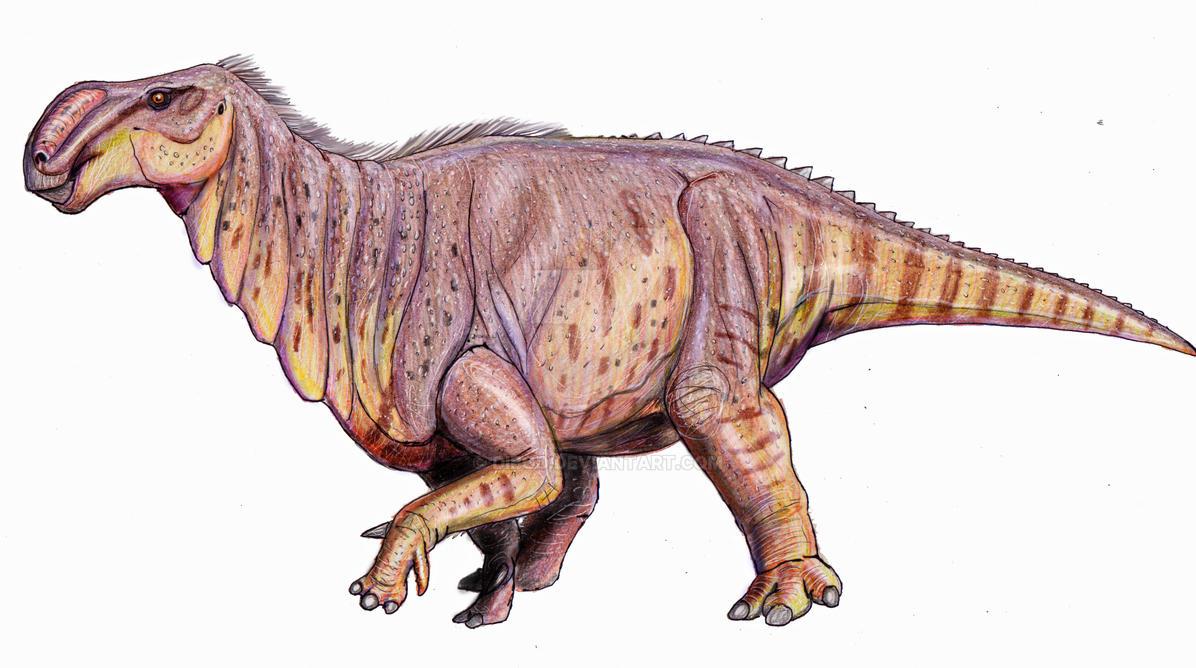 Altirhinus kurzanovi by DiBgd