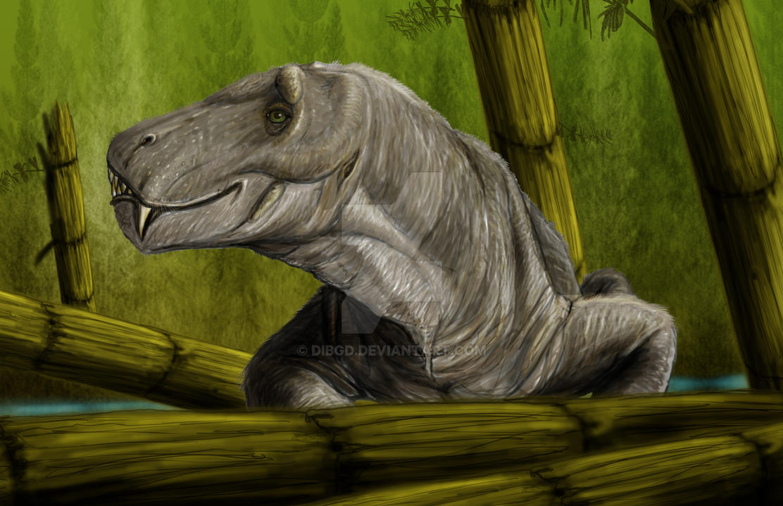 Titanophoneus rugosus by DiBgd