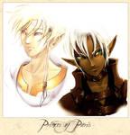 Princes of Paris by giz-art