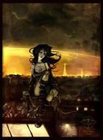 Too Beautiful - Paris 2012 by giz-art