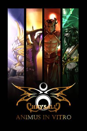 IV Chrysalids by giz-art