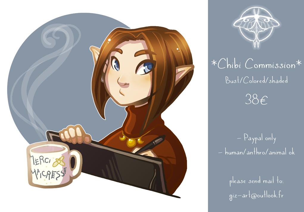 Chibi commissions [CLOSED - Slots Full] by giz-art
