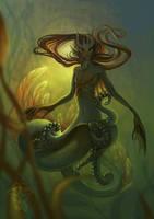 Underwater Beauty by giz-art