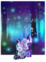 [PROMPT!] 'New Year Resolutions' - Milka by giz-art